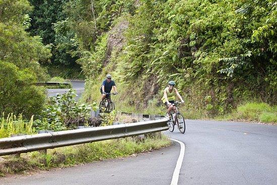 Aventura de bicicleta pelas montanhas...