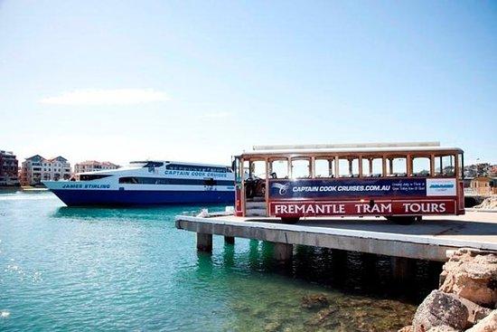 Déjeuner-croisière au départ de Perth...