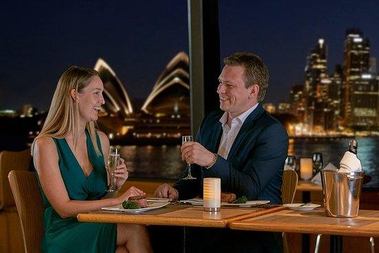 Sydney Harbour Sky Deck Gold Penfolds...