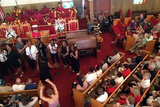 Harlem: visite gospel le mercredi...