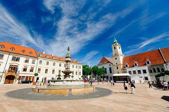 Excursion d'une journée à Bratislava...