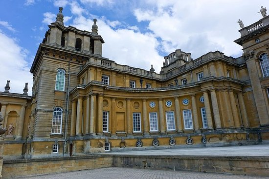 Downton Abbey Village, Blenheim...