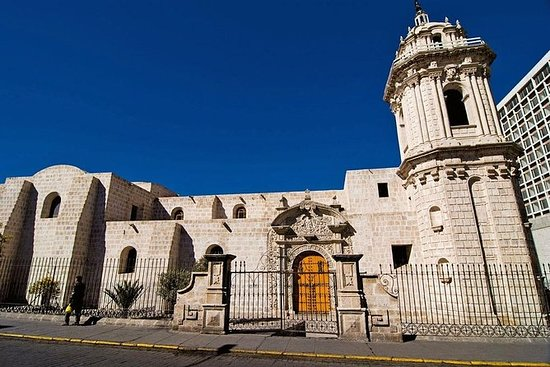 Visite privée : Arequipa coloniale, y...