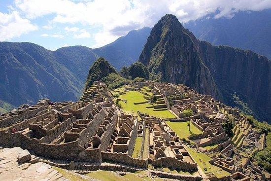 Machu Picchu Day Trip from Cusco