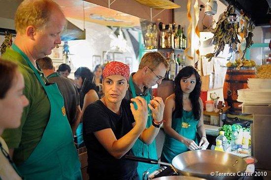 Rio de Janeiro Small-Cooking Class