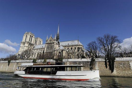 Vedettes de Paris Seine River Cruise...