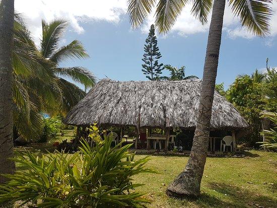 Ouvea, Nova Caledônia: Faré