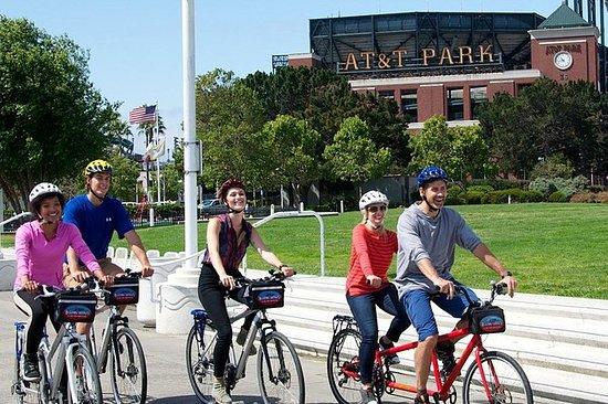 サンフランシスコ自転車レンタル
