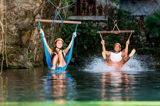 Xplor Adventure Park fra Cancun