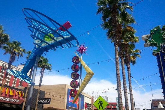 Downtown and Fremont Street History...