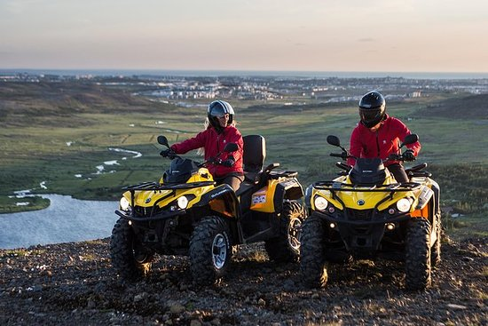 2-Hour 'Twin Peaks' ATV Quad...
