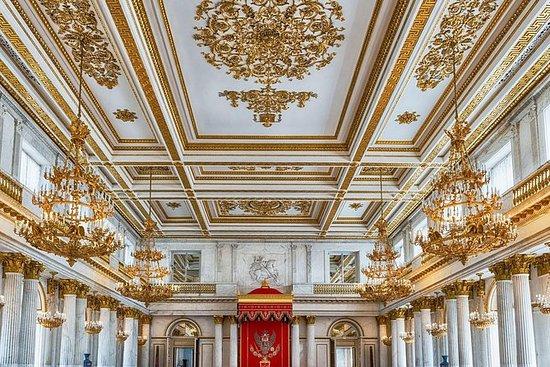 Visite privée du musée de l'Ermitage...