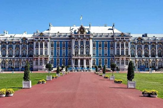 Excursion privée à St Petersburg dans...