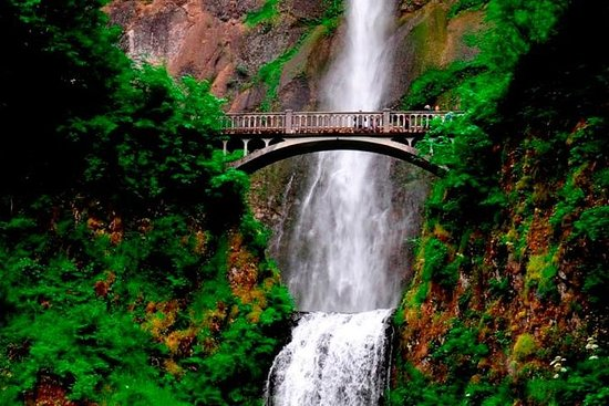Watervaltour van Columbia River Gorge ...