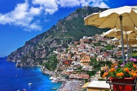 Excursión a la costa de Salerno...