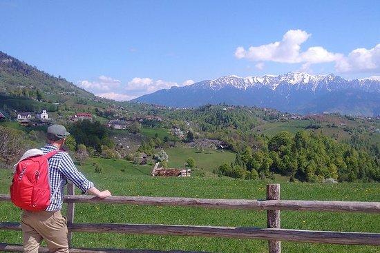 Trek des Carpates de 4 jours: Monts...