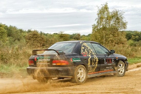 Half-Day Rally Driving Experience at...
