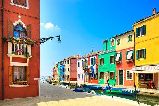 Murano, Burano, and Torcello Cruise...