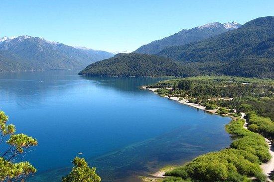 Viagem diurna para El Bolson e Lago...