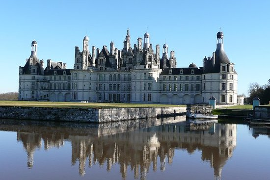 Loire Valley Chateaux Day Tour...