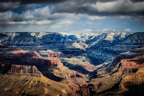 Grand Canyon Deluxe Tour vanuit Sedona