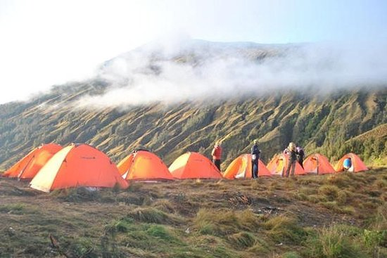 2-Tage-Trekkingtour auf dem Vulkan...