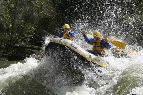 Whitewater Rafting Lower New River