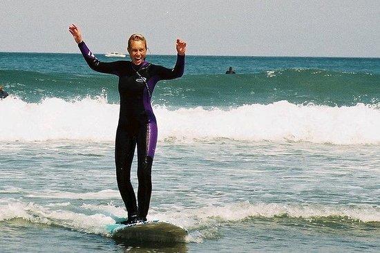 Cours de surf sur 1jour pour les...