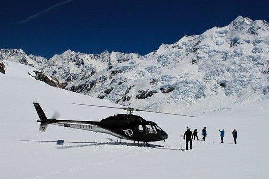 35-Minute Valley og Glacier...