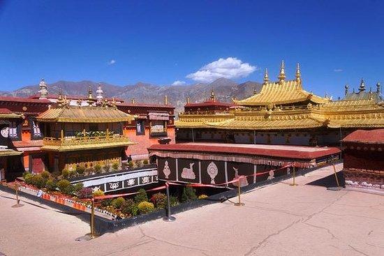 2-Day Gyantse and Shigatse Tour from Lhasa