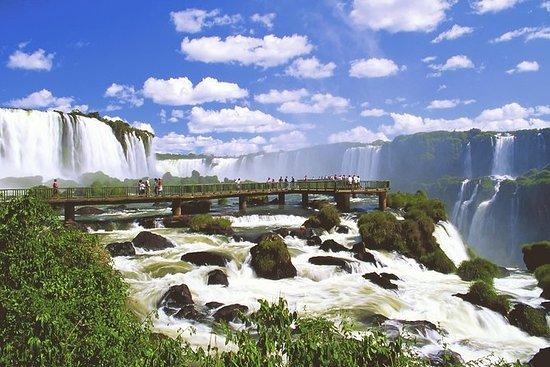 Chutes d'Iguaçu côté brésilien...