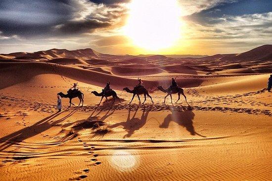 Excursión de 3 días desde Marrakech...