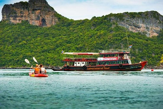 Samui Island Tur til Angthong Marine...