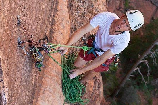 Rock Climbing and Canyoneering near...
