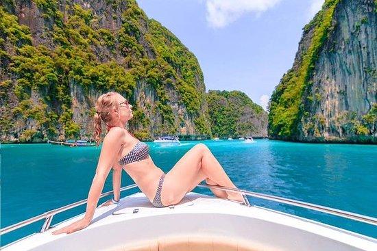 Visita a las islas Phi Phi en lancha...
