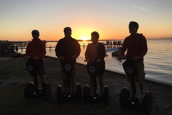 Moonlight Glide Segway Tour in Destin