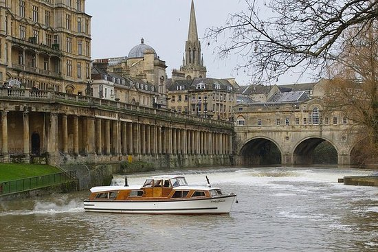 25-Minute Bath River Cruise including...