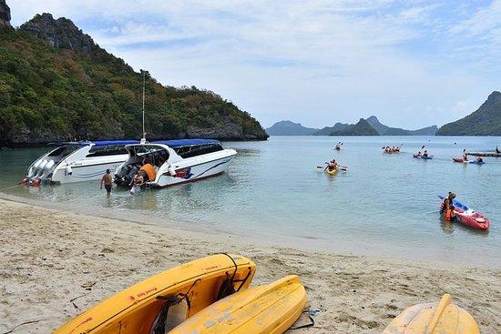 Snorkel and Kayak Trip to Angthong
