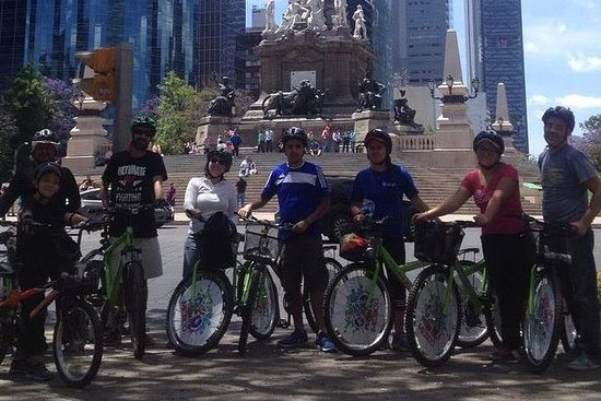 Mexico City Bike and Gastronomy Tour