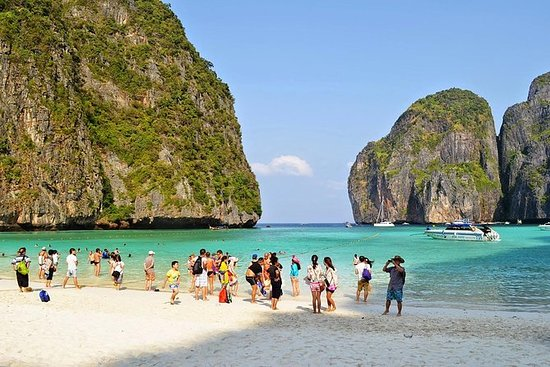 Halv dag Phi Phi Island Deluxe tur...