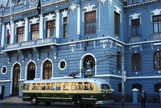 Excursão a pé em Valparaíso incluindo...