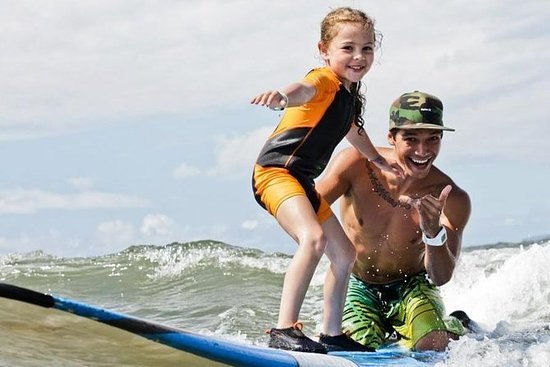 Group Surf Lesson at Billabong Surf School in Kihei: Surf Lessons in Maui