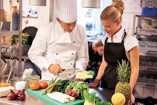 Kochkurs: vom Markt auf den Tisch in...
