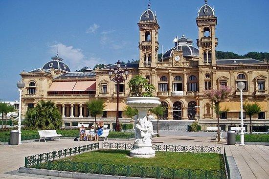 Excursion privée de San Sebastian...