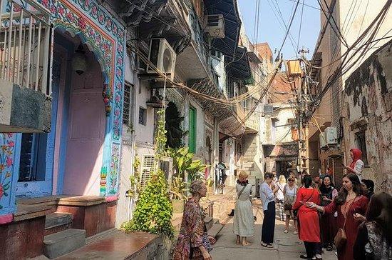 3-Hour Old Delhi Heritage Walking...