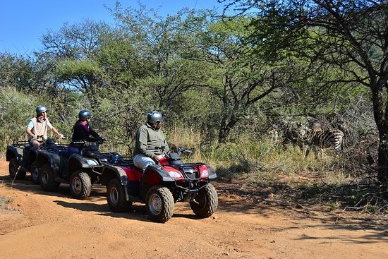 Quad Biking Naturlehrpfad in Sun City