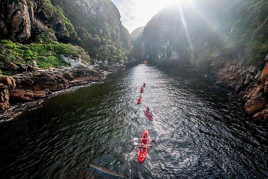 Kayak and Lilo Adventure dans les...
