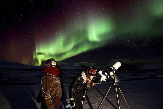 Northern Lights and Stargazing: Small...