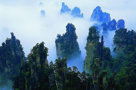 Private 4-Night Zhangjiajie...