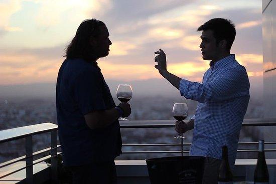 艺术与科学城之旅,屋顶葡萄酒品尝和小吃